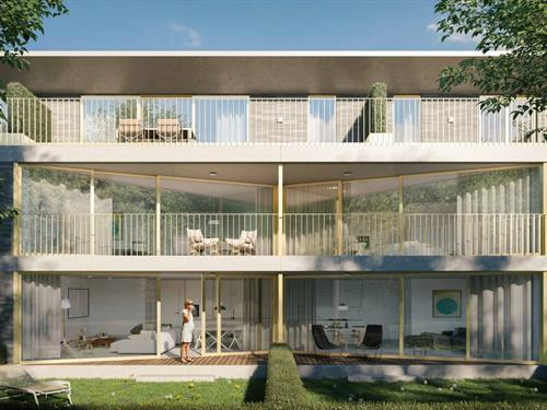 New built apartments for sale in Melle