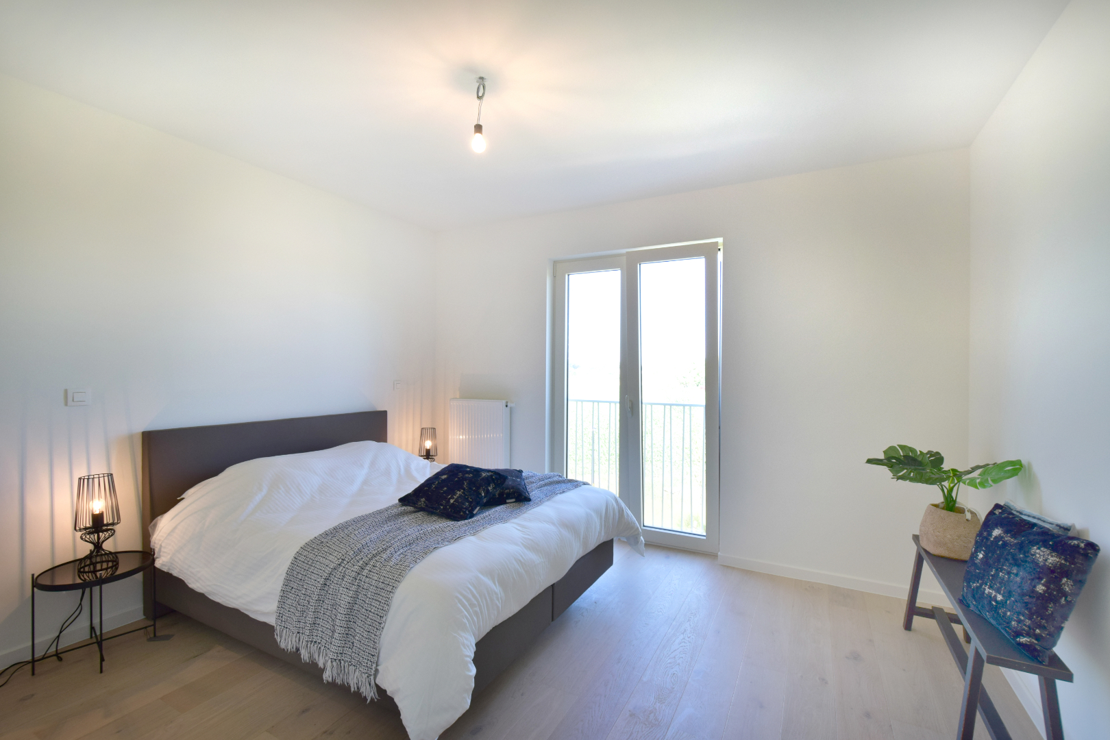 Apartment with two bedrooms and unique view