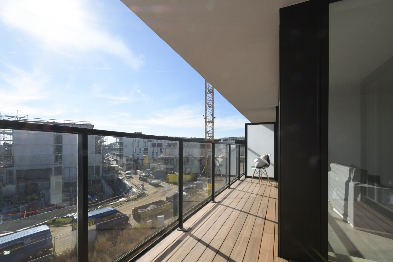 FOR RENT AT LANDBERGH: apartment in Aalter