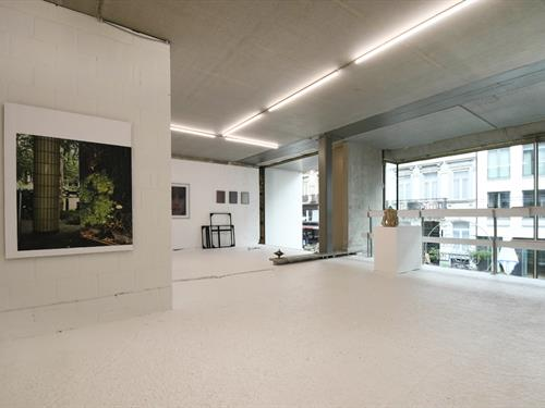 FOR RENT AT LANDBERGH: Exclusive commercial premise in Ghent
