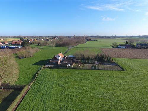 FOR SALE AT LANDBERGH: house in Dentergem