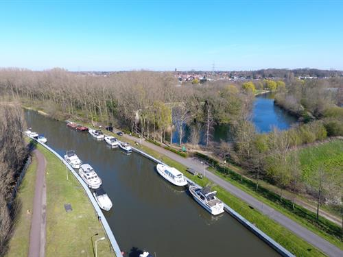 FOR SALE AT LANDBERGH: apartments in Merelbeke Flora