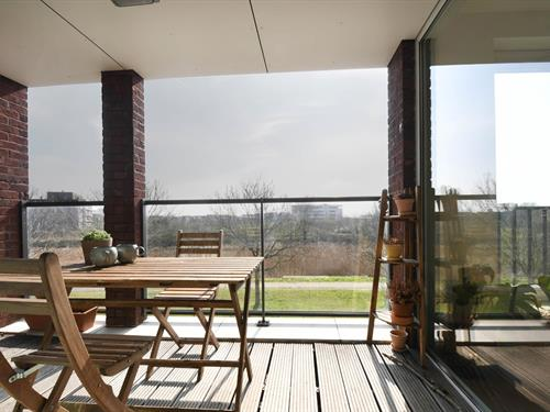 FOR SALE AT LANDBERGH: two bedroom apartment in Ghent