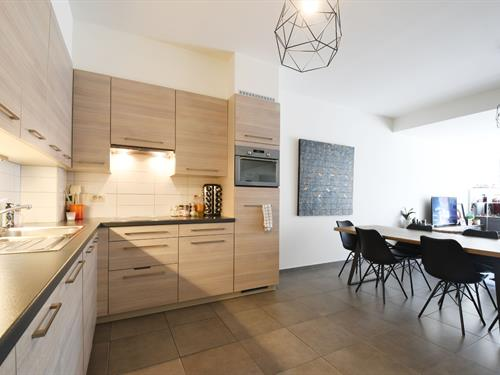 FOR RENT AT LANDBERGH: apartment with garden in Ghent